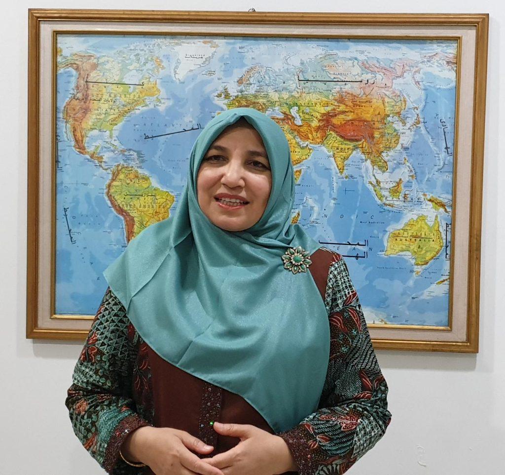 Bincang Emansipasi Perempuan Indonesia  di Timur Tengah-Afrika bersama Prof. Amany Lubis