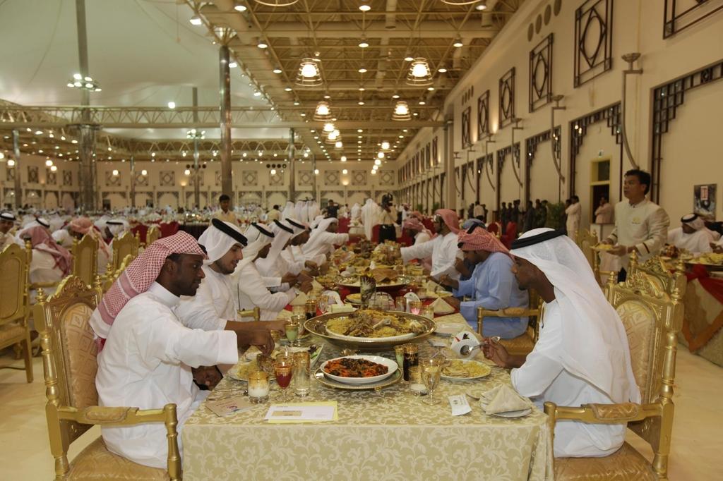 Uniknya Gaya Nikah Emirati