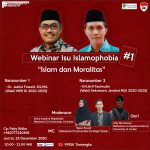 Islam dan Moralitas di Masa Pandemic COVID –19